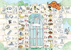 Buchstabentabelle